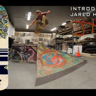 The Shred 33 Jared Henry by Comet Skateboards (Video)