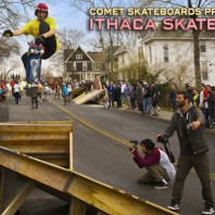 Ithaca Slide Jam (May 9, 2015)