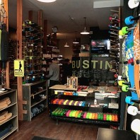 Bustin's Relocates and Expands its NYC Longboard Loft location.