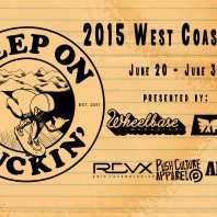 Keep on Tuckin' 2015: Rider List, Itinerary, & Sponsors