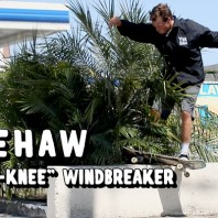 "Yeehaw ""Tuck-Knee Shredder"" Windbreaker – (Gear Review)"