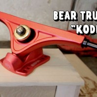 "Bear Trucks ""Kodiak"" – (Truck Review)"