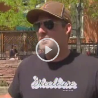 Denver's 7 News Interviews Wheelbase and SkateHouse About Helicopter Crash.