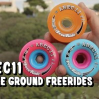 "Abec 11 ""Stone Ground – FreeRides"" – (Wheel Review)"