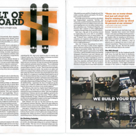 """A Must-Read Article: """"The Cult Of Longboard""""."""
