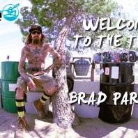 """Welcome to the Team"" Brad Parker – Bustin Boards"