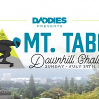 Mt. Tabor Downhill Challenge – July 24th, 2016