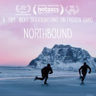 NORTHBOUND – Skateboarding on Frozen Sand (VIDEO)