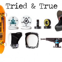 Tried & True – April, 2017