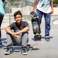 Next Up Foundation: Arts, Education, & Skateboarding