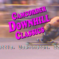 Camcorder Downhill Classics: Seattle, 2002