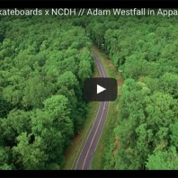 Comet Skateboards x NCDH: Adam Westfall in Appalachia