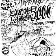 The 2011 Maryhill Miniramp Death Match 5000