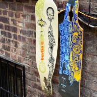 Bustin Boards & Ishtar Backlund: Collaboration Creations