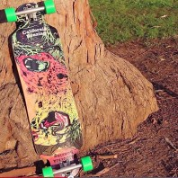 "Board Review: California Bonzing Co. ""OSO"""