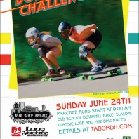 "The 2012 ""Mt. Tabor Downhill Challenge"": June 24th"