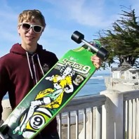 "Board Review: Sector 9's ""Tiffany"""