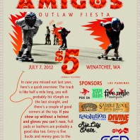 """Wenatchee's Second Annual """"Amigos Outlaw Fiesta"""": July 7, 2012"""
