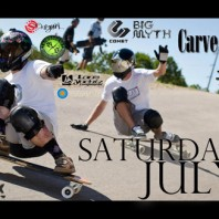 "Carve Skateshop Race Series #5: ""Water Tower"" 7/28/2012 Austin, Tx."