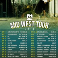 Landyachtz Midwest Tour, 2012: Sept 7th-Oct 16th