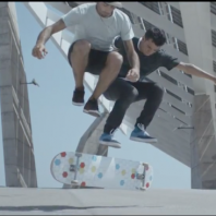 Video: A New Car Commercial Featuring Two Dudes On One Longboard.