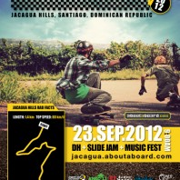 Jacagua Extreme Downhill (Santiago, Dominican Republic): September 22 & 23