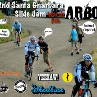 2nd Santa Gnarbara Slide Jam, 3/5/2011