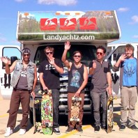 Video: (Nebraska/Iowa/Minnesota/Wisconsin) Landyachtz Midwest Tour.