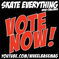 "The ""Skate Everything"" Video Finalists Revealed. Vote Now!"