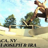 Video: Comet Skateboards // Joseph & Ira