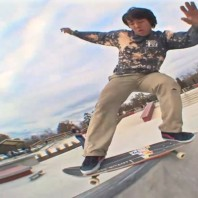 Video: Nick Ketner @ Lake Fairfax Skatepark, VA