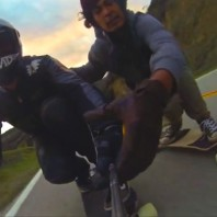 """Video: """"Mountain of Angels"""" Outlaw Recap – Gravity Skateboards"""