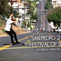 Video: San Pedro Shred: Festival of Skate 2013