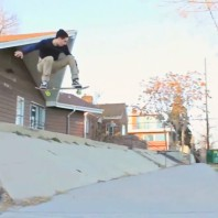 Video: Comet Skateboards presents Jared Henry