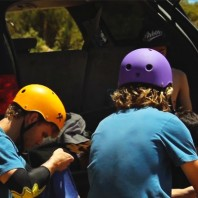 Video: Mob Session with S-One Helmet Co.