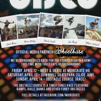 MuirSkate's 2013 Downhill Disco: A Three Day Extravaganza