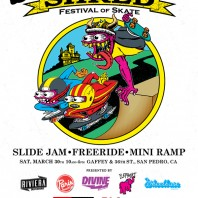 San Pedro Shred: Festival of Skate. Sat. March 30, 2013