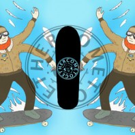"Comet Skateboards' Cometogether Design & ""Test Pilot Program"""