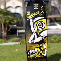 Board Review: Sector 9 Lacey Downhill Deck